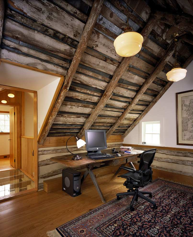 Only Furniture: Rustic Office Ceiling Light Design | Home Furniture