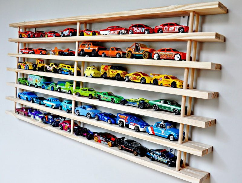 10 Genius Toy Storage Ideas Every Home Could Use | Storage kids room, Toy car storage, Kid toy storage