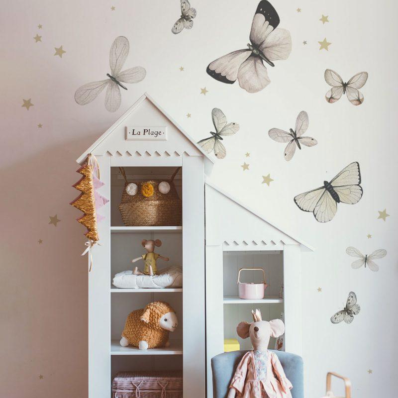 Butterfly Dance Set – dekornik.com wallstickers and wallpapers store