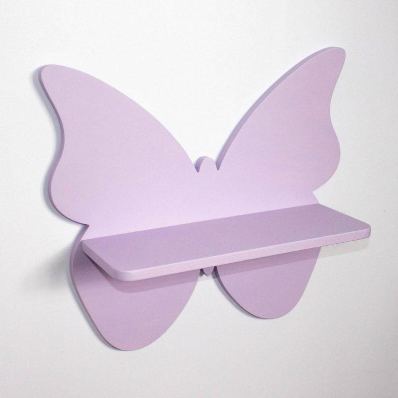 Shelf Butterfly for Kids Room Baby Nursery Wall Decor   Etsy   Kids shelves, Baby nursery wall decor, Childrens shelves