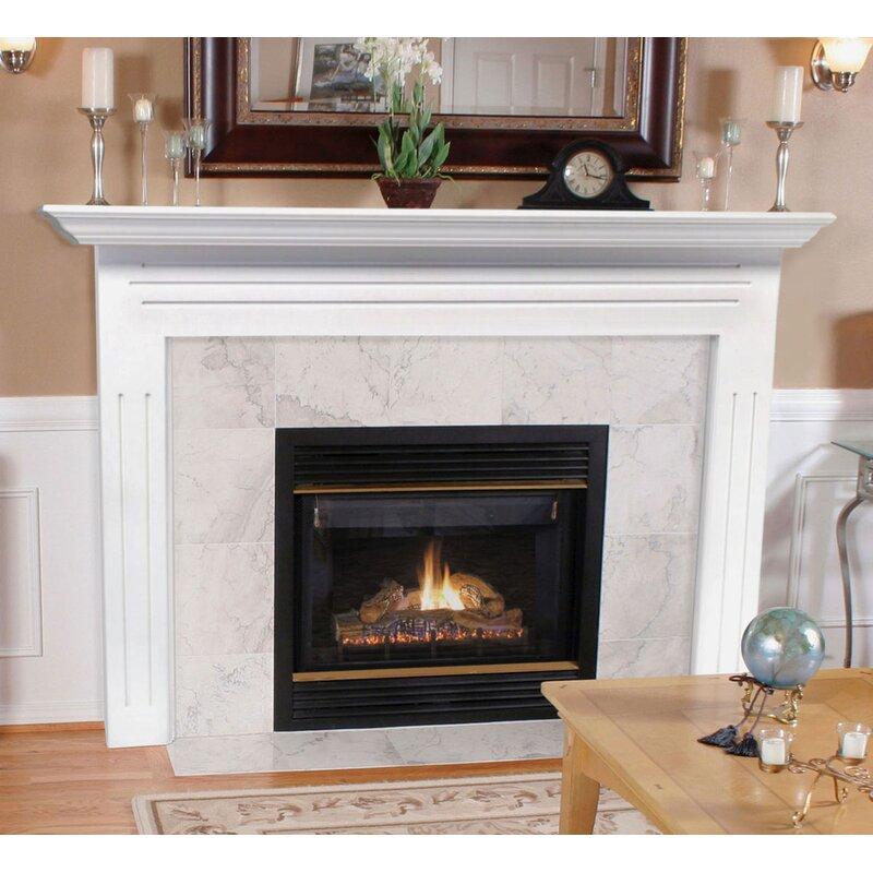 Newport Fireplace Mantel Surround