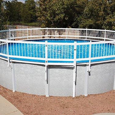 Protect-A-Pool Fence Base Kit
