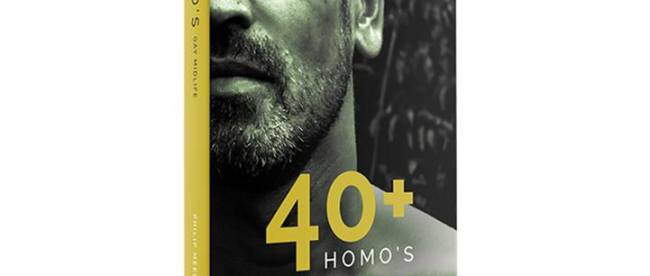 Boek: 40+ Homo's. Gay Midlife