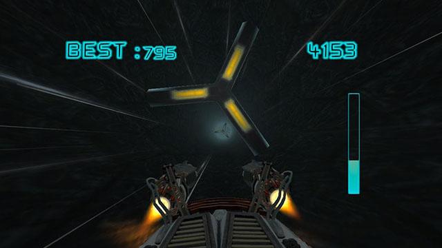 Tube Pod Racer VR