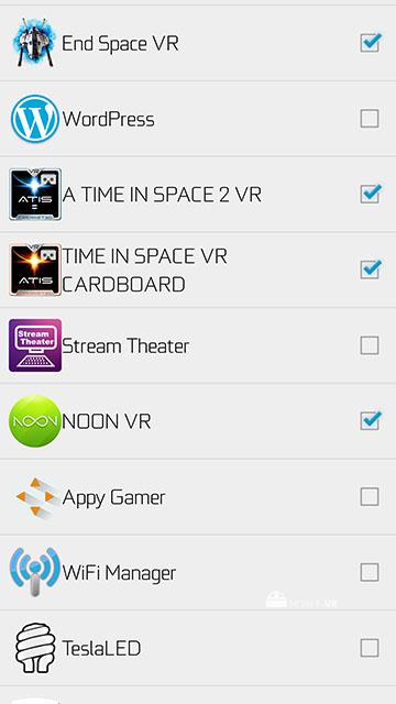 Launcher VR