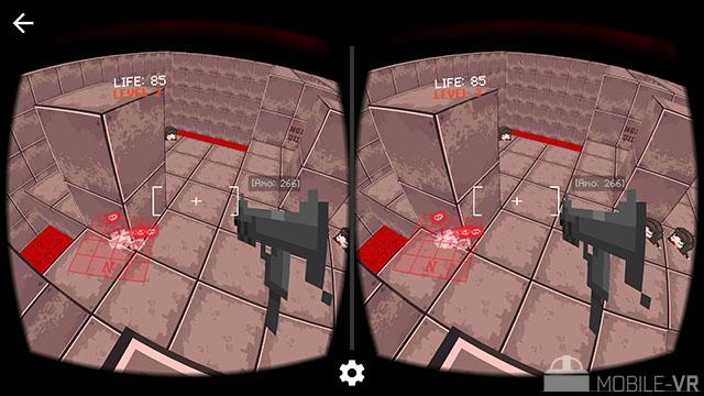 Ultra Shoter Yuka VR