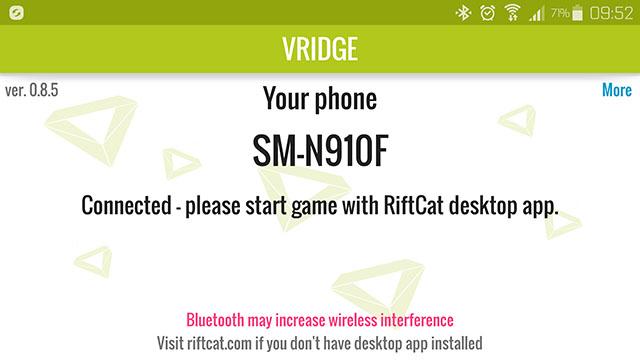 Tuto HTC Vive
