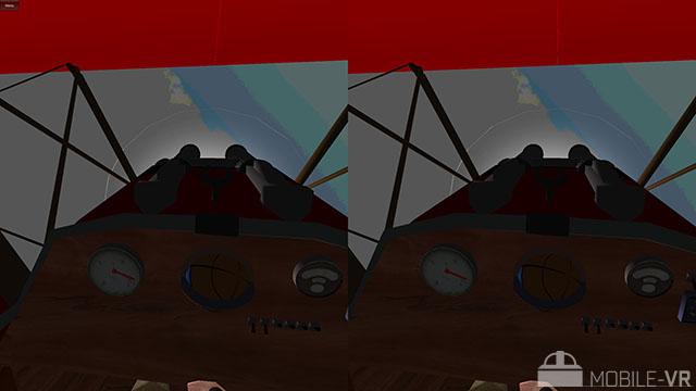 VR Combat Flight