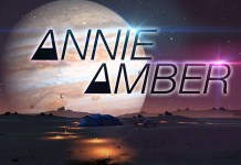 Annie Amber Cover