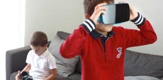 Education VR Grab