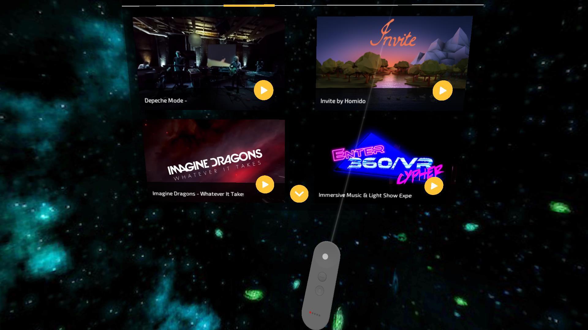 VR Stream by Homido Flip edition