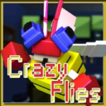 Crazy flies
