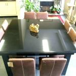 Granite Top Dining Table Homifind
