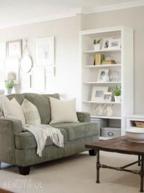 Afordable Livingroom Summer Decoration 07