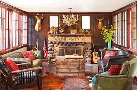 Afordable Livingroom Summer Decoration 43