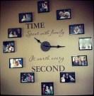 Amazing Ancient Clock At Llivingroom 41