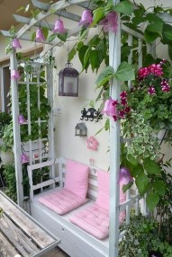 Amazing Gardening Balcony Low Budget 13