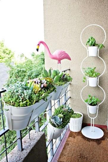 Amazing Gardening Balcony Low Budget 37