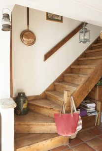 Amazing Wooden Stairs For Your Home 28