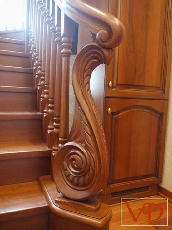 Amazing Wooden Stairs For Your Home 40