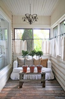 Amazing And Cozy Porch You Can Copy 26