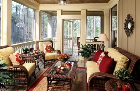 Amazing And Cozy Porch You Can Copy 34
