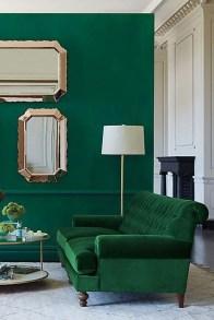 Cozy Green Livingroom Ideas 05