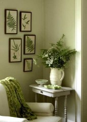 Cozy Green Livingroom Ideas 28