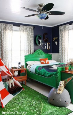 Lovely Bedroom Boy Design 06