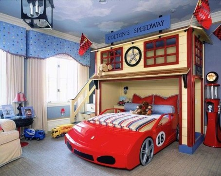 Lovely Bedroom Boy Design 19