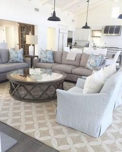 Lovely Blue Livigroom Ideas 13