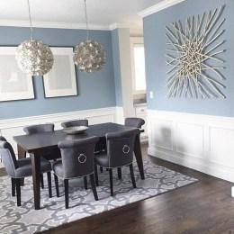 Lovely Blue Livigroom Ideas 37