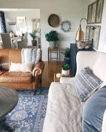 Lovely Blue Livigroom Ideas 41