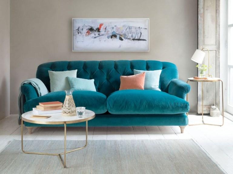 Lovely Colourful Sofa Ideas 14