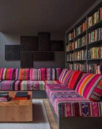 Lovely Colourful Sofa Ideas 16