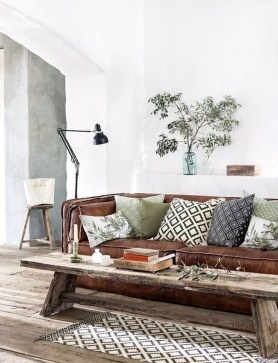 Lovely Colourful Sofa Ideas 21