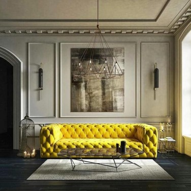 Lovely Colourful Sofa Ideas 26