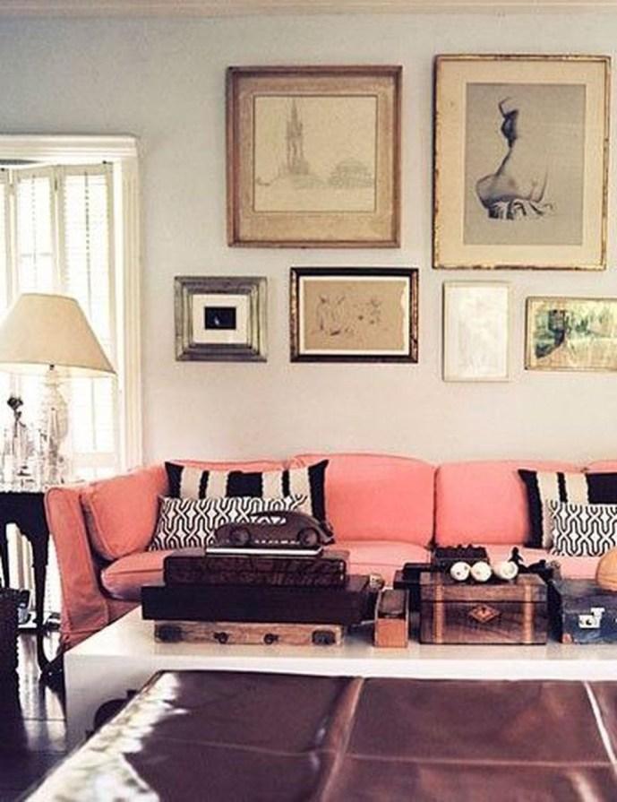 Lovely Colourful Sofa Ideas 33