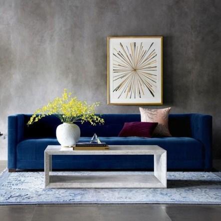 Lovely Colourful Sofa Ideas 34