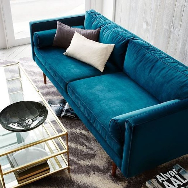 Lovely Colourful Sofa Ideas 42