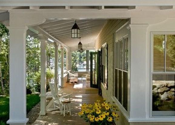 Unique Traditional Porch Ideas 42