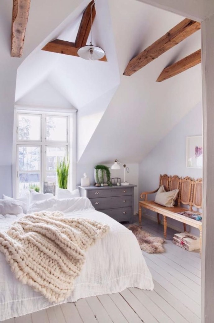 Unique Wooden Attic Ideas 29