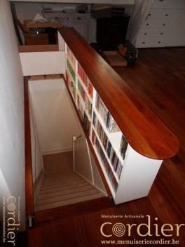 Unique Wooden Attic Ideas 40