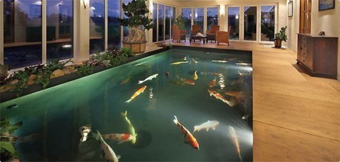 Amazing Aquarium Design Ideas Indoor Decorations 04