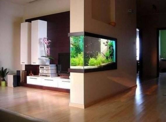 Amazing Aquarium Design Ideas Indoor Decorations 17