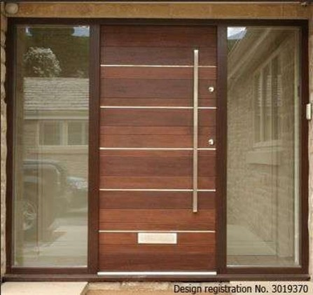Amazing Contemporary Urban Front Doors Inspiration 14