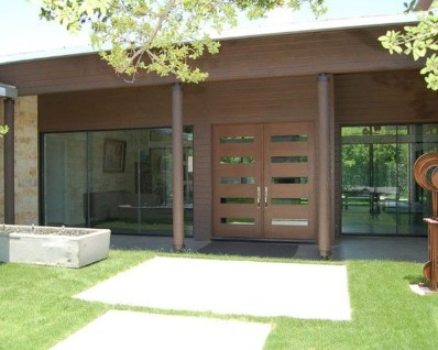Amazing Contemporary Urban Front Doors Inspiration 19