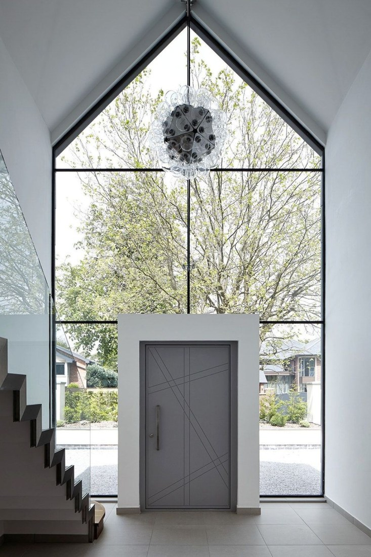 Amazing Contemporary Urban Front Doors Inspiration 21