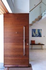 Amazing Contemporary Urban Front Doors Inspiration 32