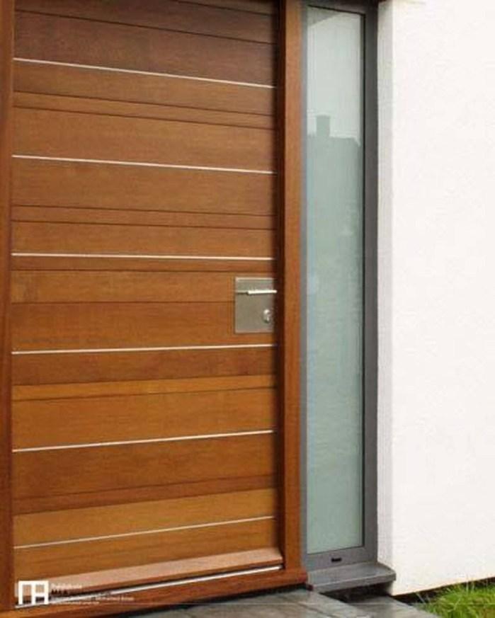 Amazing Contemporary Urban Front Doors Inspiration 34